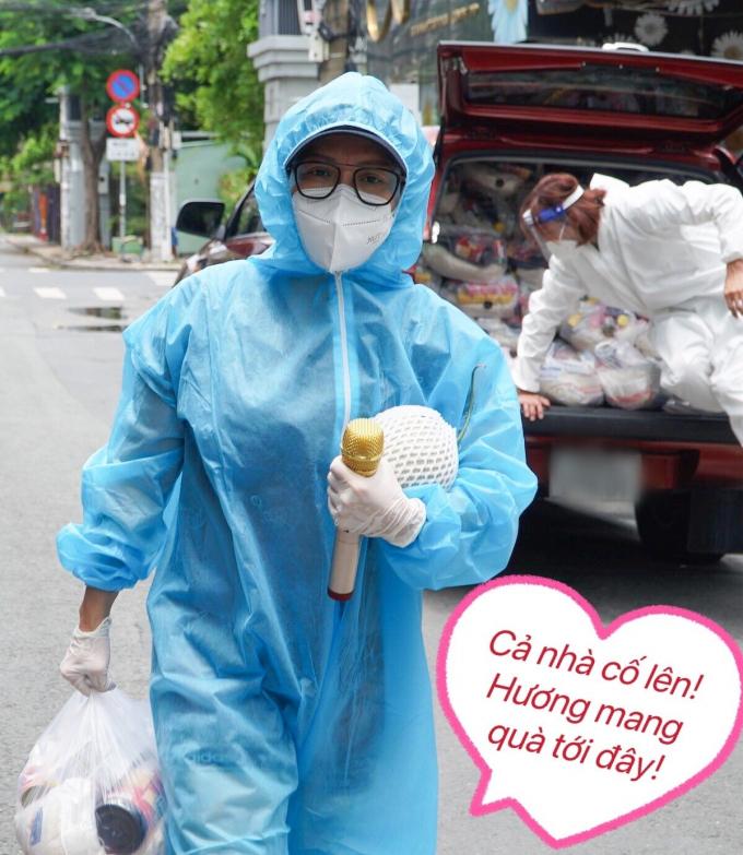 Việt Hương tức giận vì bị trộm bẻ khóa xe từ thiện lấy mất 1 thứ quan trọng, khẩn thiết xin chuộc lại