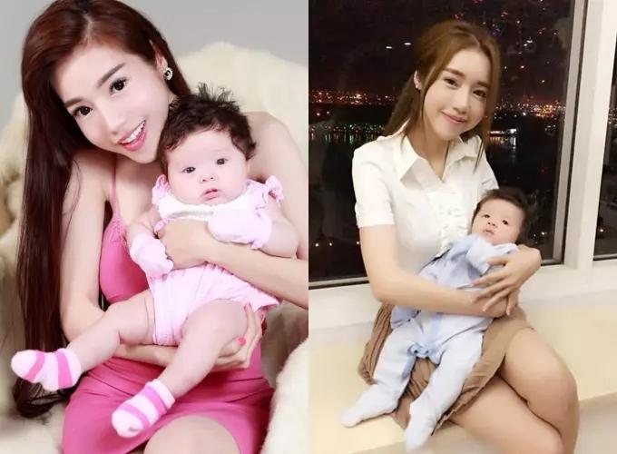 Loạt mỹ nhân Việt từng giữ kín chuyện sinh con: Thúy Diễm gây bất ngờ, Phạm Hương âm thầm có 2 quý tử