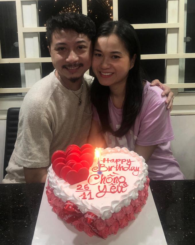 Lâm Vỹ Dạ tiết lộ Hứa Minh Đạt từng thay đổi thái độ khi vợ giảm cân thành công, ngày càng xinh đẹp