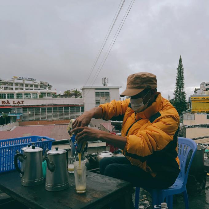 Không khí háo hức của dân tình tại Đà Lạt trong ngày đầu tiên cho bán hàng trở lại