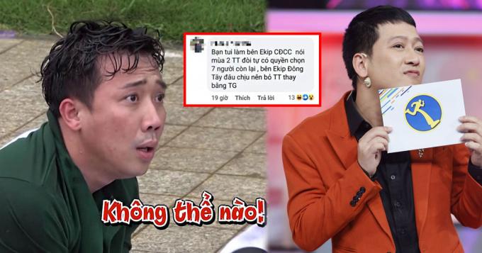 Đại diện Running Man nói gì về việc fans tẩy chay, đòi loại Jack, nghi vấn cạch mặt Trấn Thành - BB Trần?