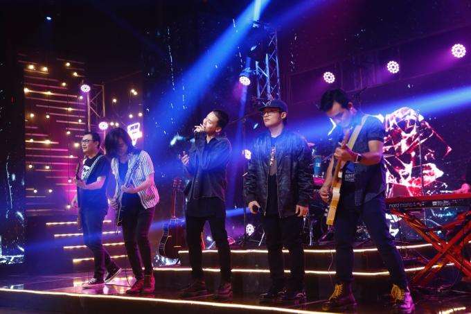 Cuộc gặp thú vị của 2 band nhạc đình đám: Khi Bức Tường so găng cùng Da LAB