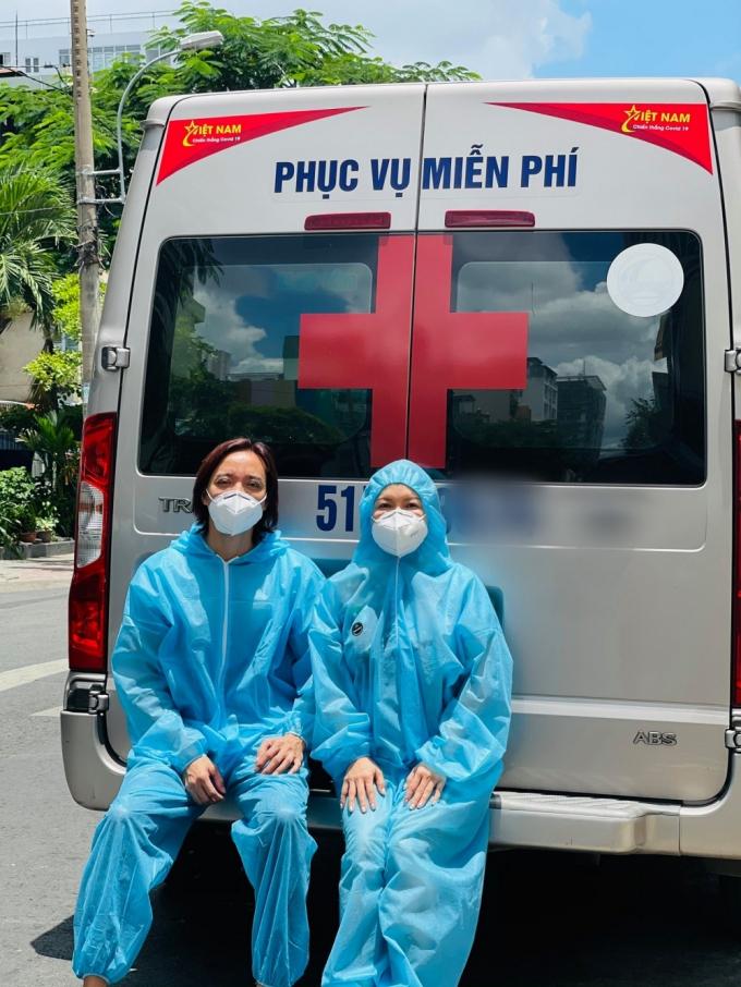 Sau 3 tháng, Việt Hương thông báo ngừng làm từ thiện mùa dịch, lý do khiến fans xót xa, chạnh lòng