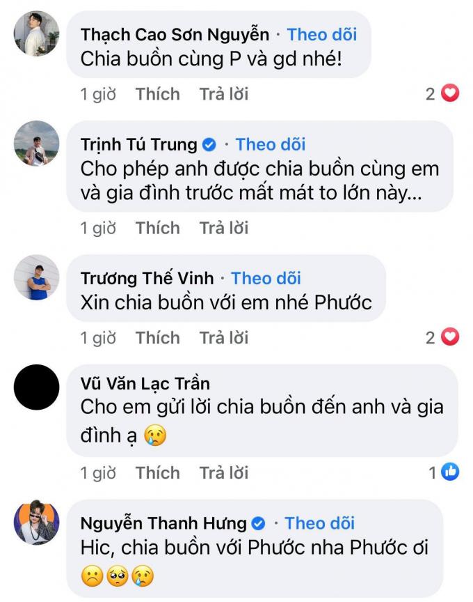 Bố ruột qua đời, ca sĩ Phạm Hồng Phước quặn lòng xin lỗi: Con chưa kịp báo hiếu đầy đủ