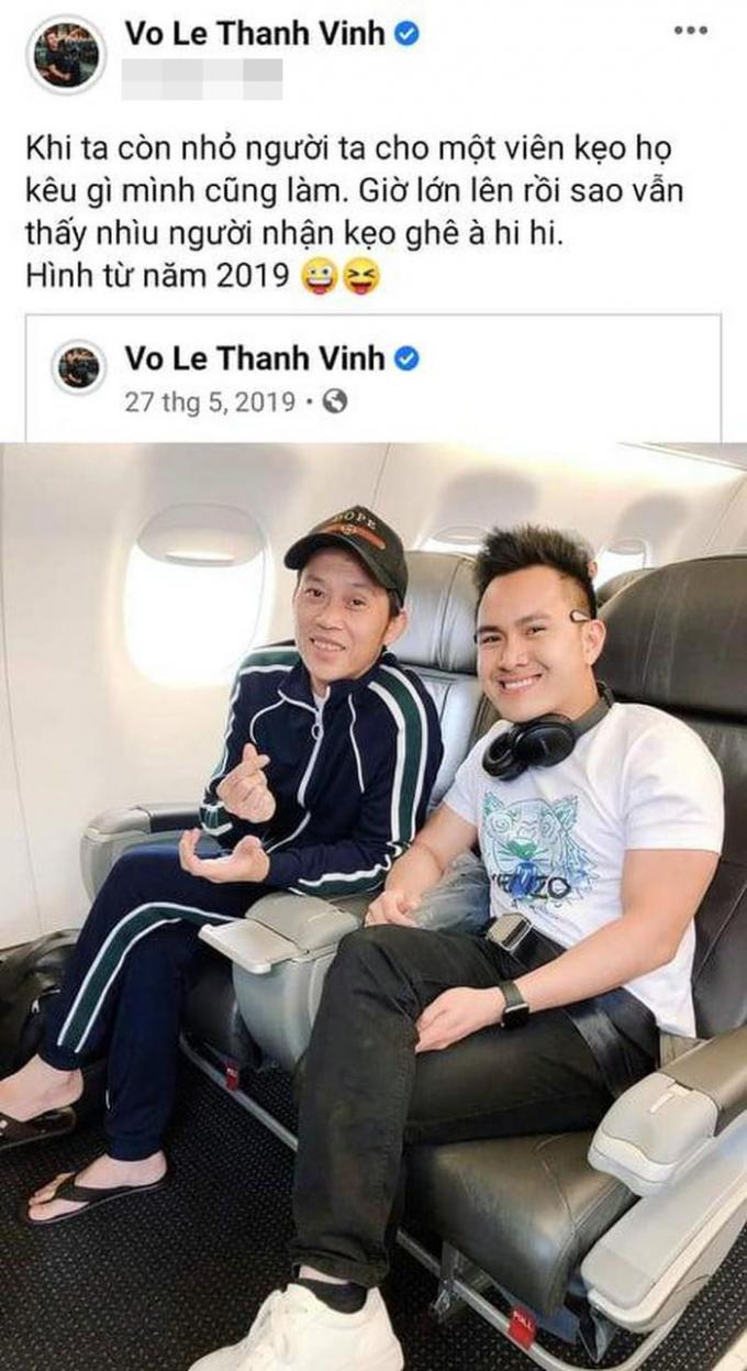 Con trai Hoài Linh thâm thúy đáp trả tin đồn âm thầm đón bố về Mỹ sau ồn ào tiền từ thiện