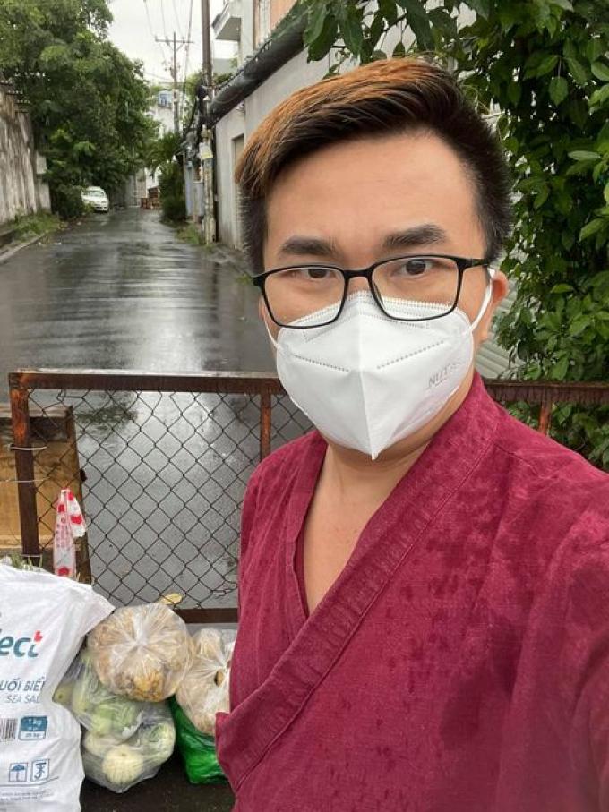 Sau Việt Hương - Phương Thanh, MC Đại Nghĩa ngừng làm từ thiện mùa dịch: Tiếc nuối nhưng sức người có hạn