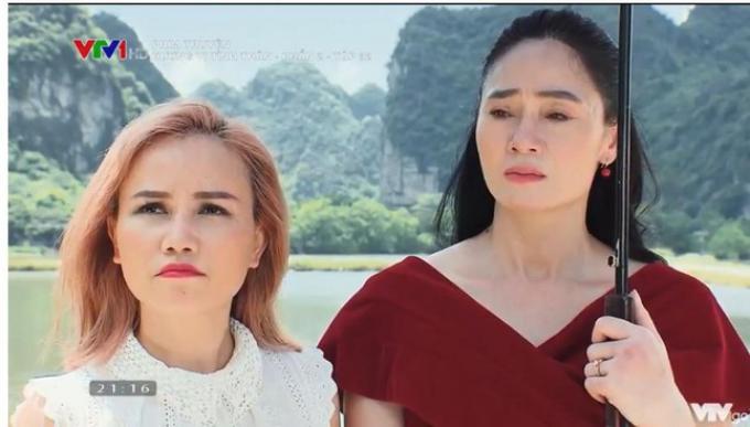 Diễn viên Hoàng Yến nói gì về cú lừa thế kỷ dành cho bà Xuân trong Hương vị tình thân?
