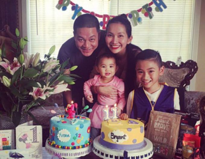 Kim Hiền chưa nguôi ngoai nỗi buồn sau 1 năm mẹ mất, tiết lộ quan hệ con giữa trai lớn và bố dượng