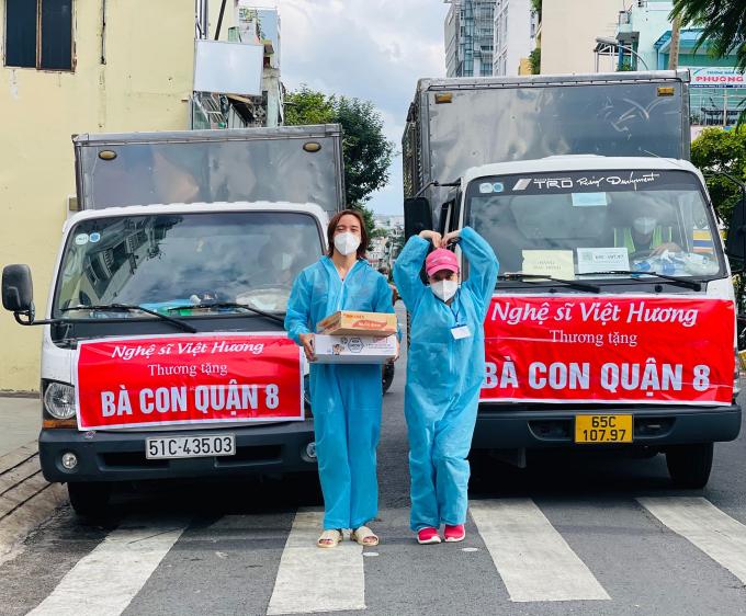 Một nam ca sĩ vui mừng khi Việt Hương ngừng làm từ thiện: Ở nhà an nhiên, mặc kệ đời đi chị