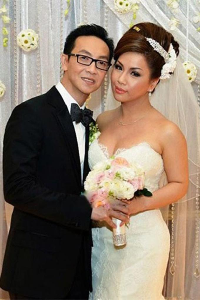 Minh Tuyết xinh đẹp, gợi cảm ở tuổi 45, chưa sinh con vẫn sống hạnh phúc bên chồng đại gia tại Mỹ