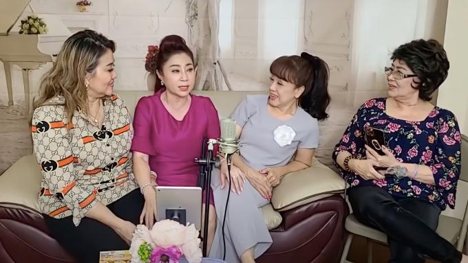 Thoại Mỹ: Tôi rất nể vợ chồng Việt Hương, hết lòng vì mọi người