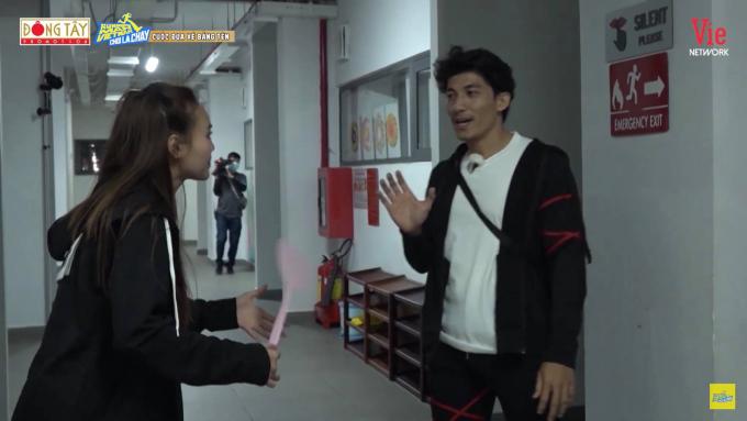 Running Man Vietnam: Lan Ngọc mạnh mẽ, trở thành cường nữ, chấp luôn Liên Bỉnh Phát