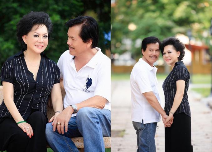 Tin buồn: Ông xã gắn bó 35 năm của danh ca Giao Linh đột ngột qua đời ở Mỹ
