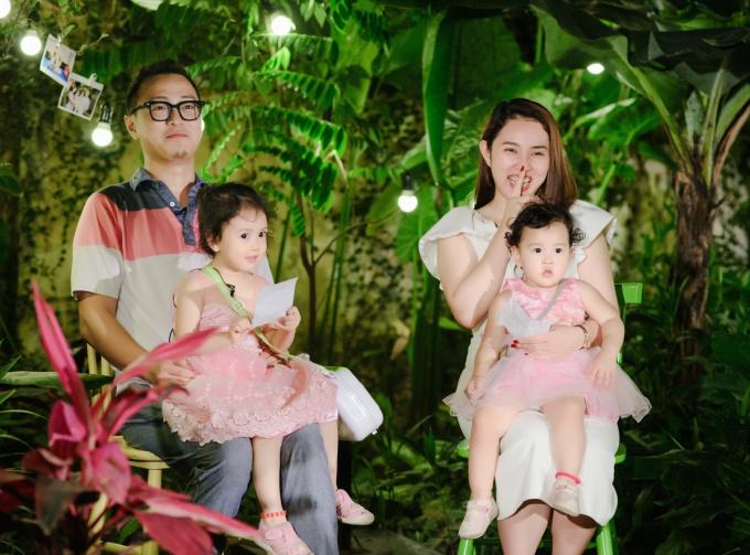 Cuộc chiến nuôi con: Khi sao Việt thể hiện đặc quyền làm cha mẹ
