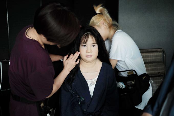 Minh Hằng và những lần hi sinh vì vai diễn: Tăng cân, bó ngực, suýt ngất trên phim trường