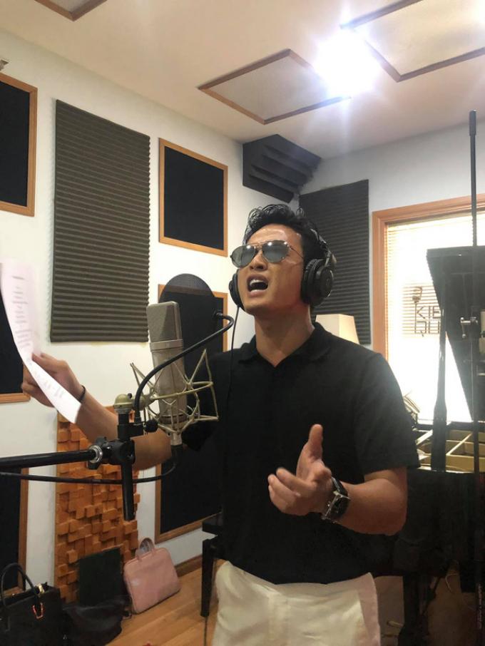 Sẽ thế nào nếu Hồng Đăng làm ca sĩ?