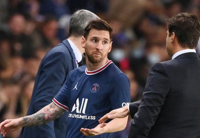 Đồng đội PSG ngạc nhiên vì sự giản dị của Messi