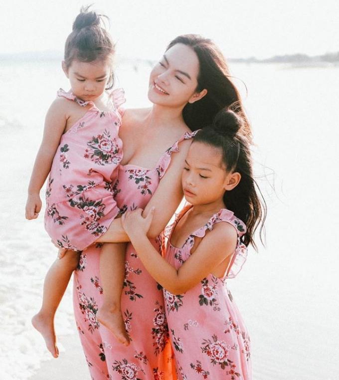 Phạm Quỳnh Anh ngày càng trẻ đẹp sau ly hôn, vóc dáng bà mẹ 2 con khiến ai cũng xuýt xoa