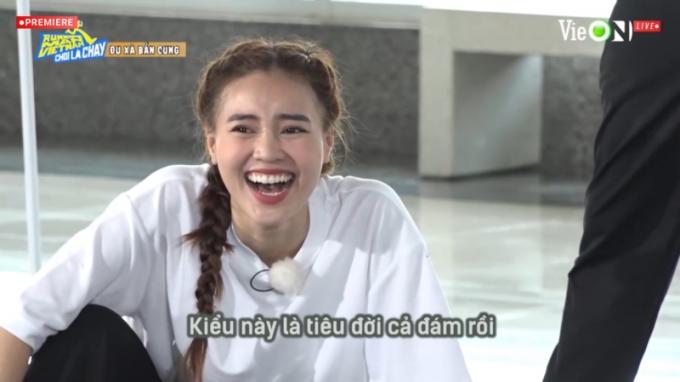 Tập 2 Running Man: Lan Ngọc thành át chủ bài, phản ứng khi Trường Giang lộ bụng mỡ khiến fans cười no nê
