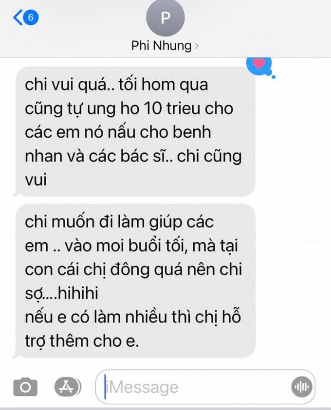Xót xa chia sẻ của Phi Nhung trước khi nhiễm Covid-19 rồi qua đời: Hạnh phúc nhất là được làm từ thiện