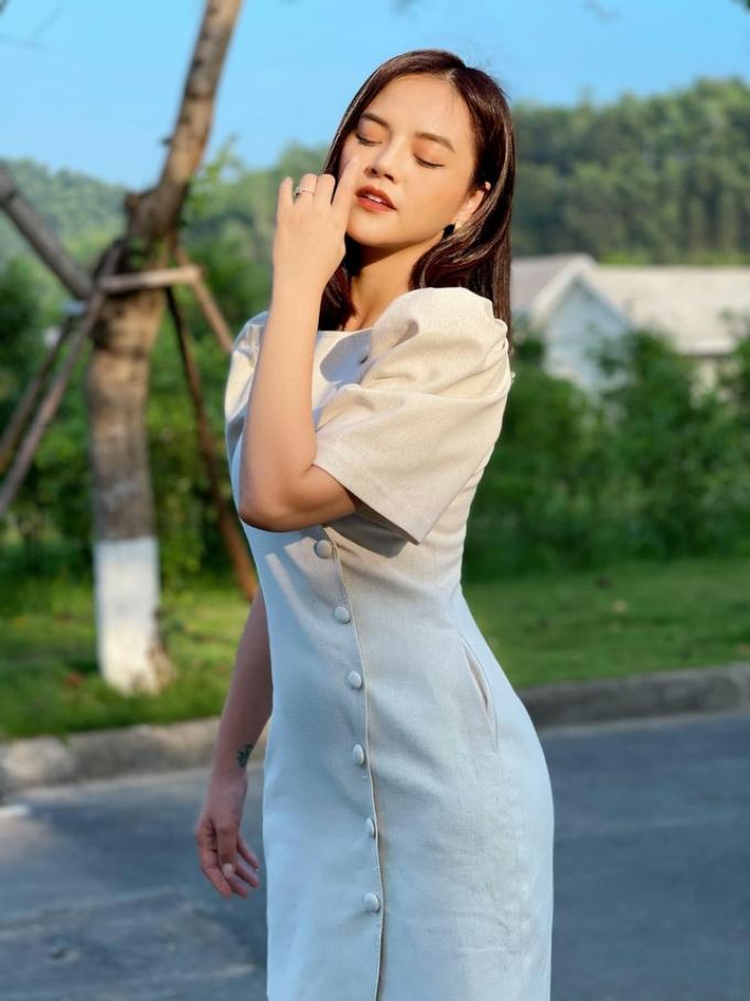 """Phong cách thời trang biến hóa của Thu Quỳnh cân mọi vai diễn từ """"gái ngành"""" đến con dâu hào môn"""