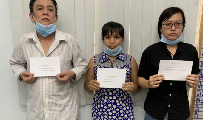 Chính thức khởi tố gia đình 3 người xô xát với nhân viên y tế tại TP.HCM