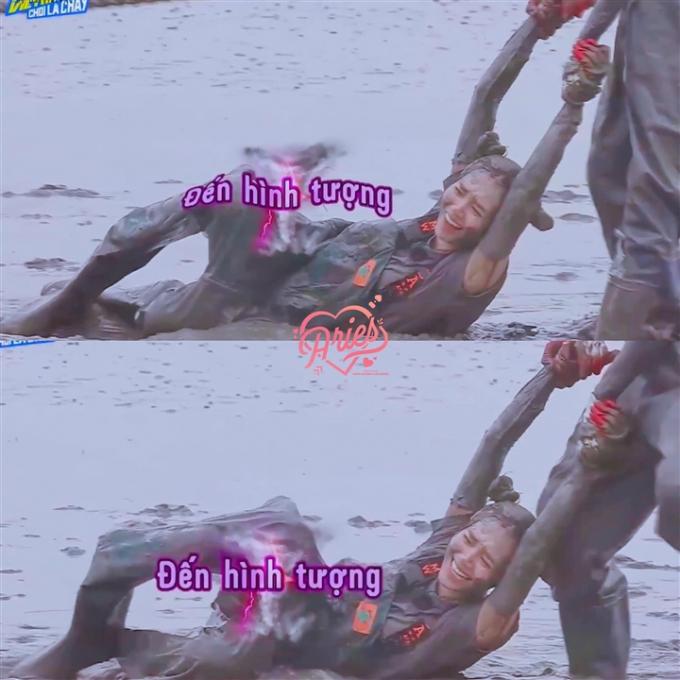 Lan Ngọc nói gì khi bị dìm hàng, làm mất hình ảnh ngọc nữ tại Running Man mùa 2?