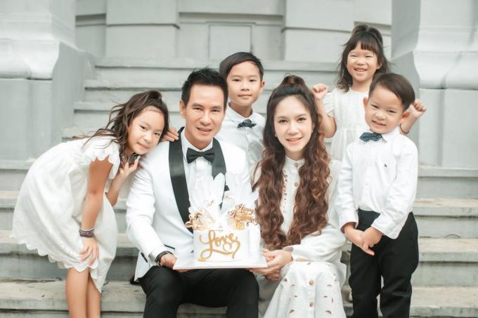 Chuyện tình đẹp gần 2 thập kỷ của Lý Hải - Minh Hà: Mặn nồng, chung thủy đúng nghĩa trọn đời bên em