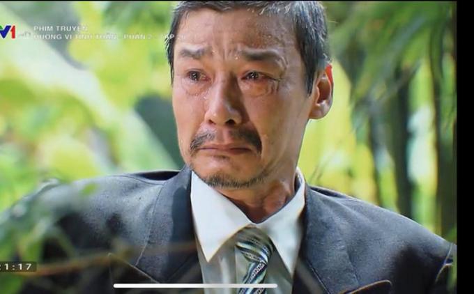 Hương vị tình thân: Khán giả tiết lộ những cảnh quay quá dã man của NSƯT Võ Hoài Nam