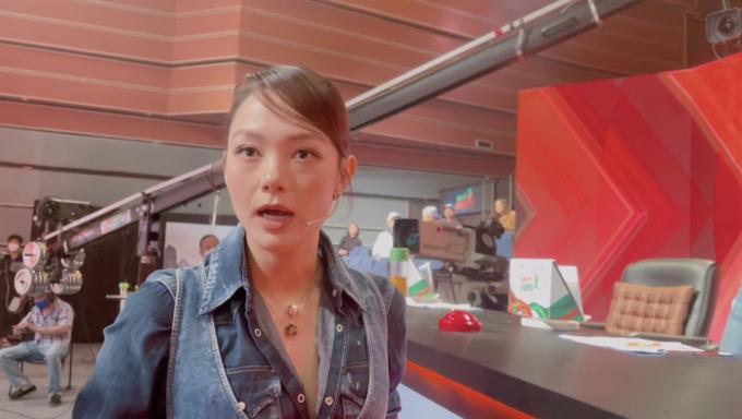 Minh Hằng phấn khích quay lại với phim trường, siêu lầy lội khi gặp lại hàng xóm Noo Phước Thịnh