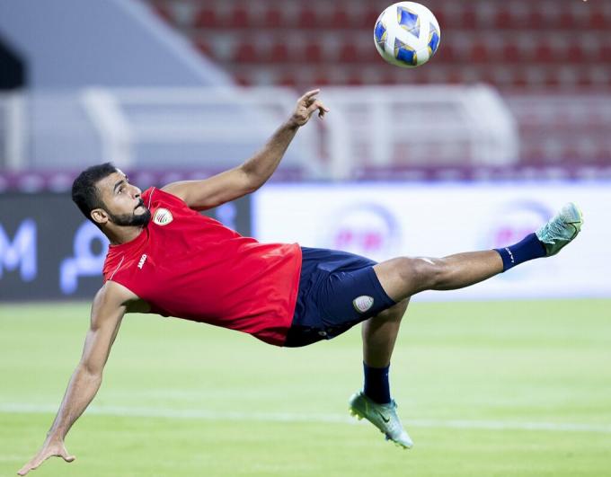 Oman từng tăng gần 50 bậc FIFA trong ba năm