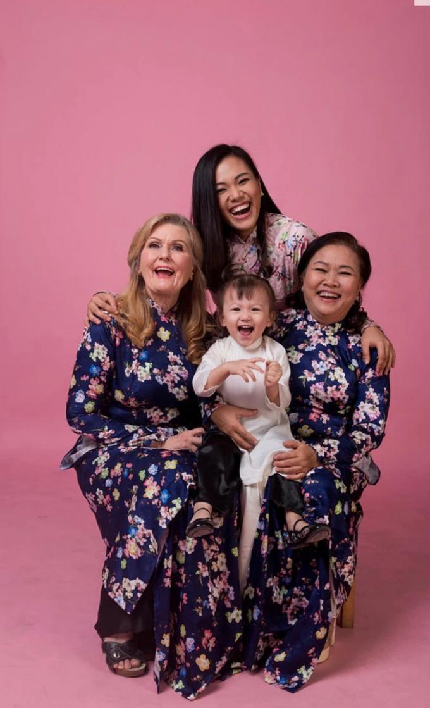 Phương Vy, Hà Anh hạnh phúc khi làm dâu ngoại quốc, mẹ chồng Ấn Độ khóc vì phải xa Võ Hạ Trâm