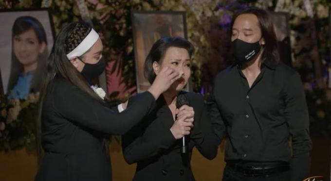 Tuổi 45 bận rộn của Việt Hương: Hết lòng làm từ thiện, giúp đỡ đồng nghiệp - Vbiz ấm áp vì có chị