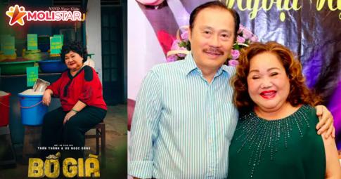NSND Ngọc Giàu hạnh phúc viên mãn bên người chồng thầm lặng ở tuổi 76