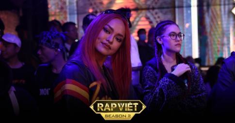 Mai Ngô xuất hiện tại casting Rap Việt, nhân tố hút fans mùa 2 là đây chứ đâu