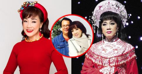 Nghệ sĩ Phương Hồng Thuỷ từng có ý định quyên sinh, túng quẫn khi bị chồng ép cưới