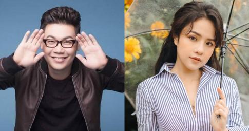 Trở lại sau lùm xùm hậu trường, Thái Trinh trở thành khách mời bên cạnh giọng ca Hamlet Trương
