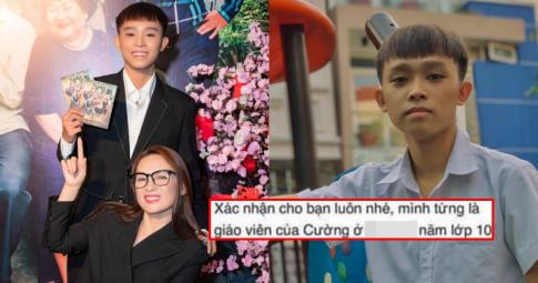 Rộ tin giáo viên khẳng định Hồ Văn Cường được miễn học phí 100%, QL Phi Nhung lại kể tốn nhiều tiền?