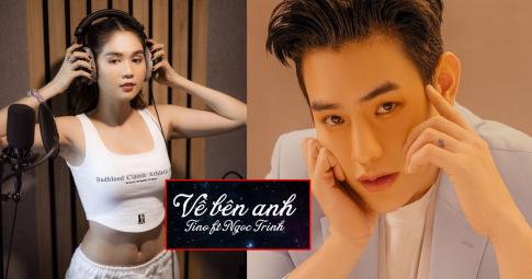 """""""Hoàng tử nhạc phim"""" Tino khoe giọng hát ngọt ngào, kết hợp cùng Ngọc Trinh trong MV mới oanh tạc V-pop"""