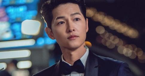 Đại diện của Song Joong Ki lên tiếng về bê bối