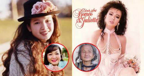 """Vẻ đẹp """"tuyệt sắc giai nhân"""" thời trẻ của 2 chị em ca sĩ Kim Ngân"""
