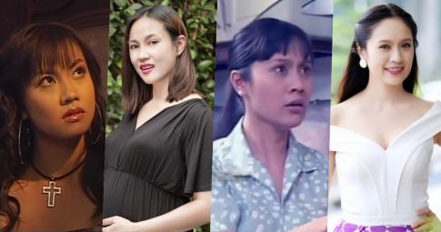 """Thanh Thúy - Như Phúc đóng """"Vòng xoáy tình yêu"""" 16 năm trước giờ ra sao?"""