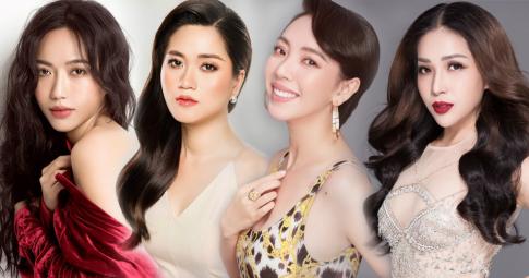 6 hoa hậu làng hài khoe sắc vóc quyến rũ: Ai hơn ai?