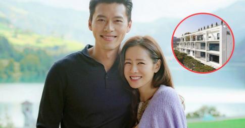 Hyun Bin và Son Ye Jin đã dọn về ở chung?