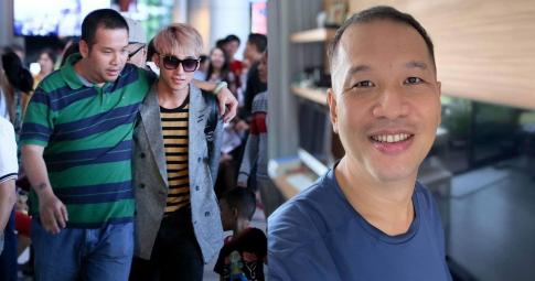 """Ai rồi cũng béo chỉ trừ """"ông bầu"""" Quang Huy: Giãn cách xã hội mà giảm đến 32kg, trẻ khỏe hẳn ra"""
