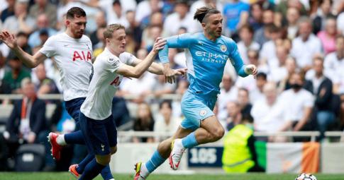 Man City dùng đội hình xuất phát đắt giá nhất lịch sử Ngoại Hạng Anh