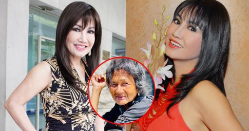 Danh ca Thanh Lan lên tiếng giải thích khi bị gọi là chị chồng CS Kim Ngân