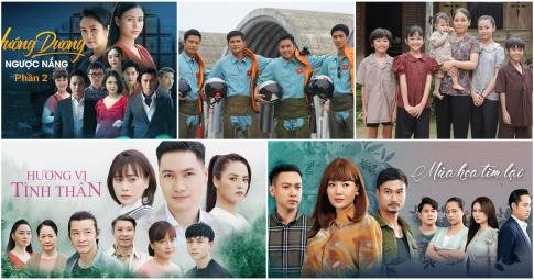 Bộ phim nào hấp dẫn nhất trong top 5 VTV Award 2021?
