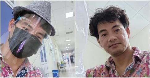 Nghệ sĩ Xuân Bắc có triệu chứng nghi nhiễm Covid-19, căng thẳng nhận kết quả lúc nửa đêm