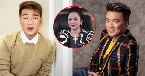 """Đàm Vĩnh Hưng ráo riết kiện bà Phương Hằng, nói rõ về video """"làm hòa"""": Không bao giờ thỏa hiệp với cái ác!"""